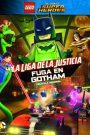 LEGO DC Comics Super Heroes: La Liga de la Justicia – Fuga de Gotham