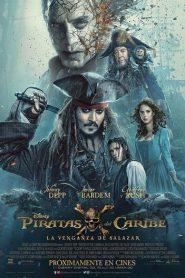 Piratas del Caribe: 5 La venganza de Salazar