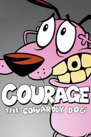 Coraje, el perro cobarde