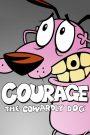 Coraje: el perro cobarde