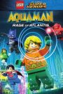LEGO DC Super Heroes Aquaman la ira de Atlantis