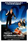 007: Licencia para matar (Licence to Kill)