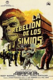 La rebelión de los simios (Conquest of the Planet of the Apes)