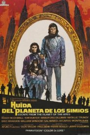 Huida del planeta de los simios (Escape From The Planet of The Apes)