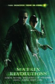 Matrix 3: Revoluciones (The Matrix Revolutions)
