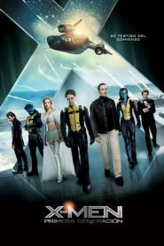 X-Men 5: Primera generación (X-Men: First Class)