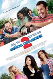 Son como niños 2 / niños grandes / Grown Ups 2