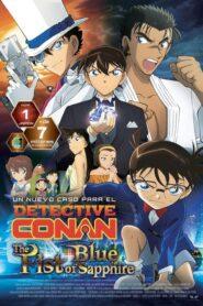 Detective Conan: el puño de Zafiro Azul 2019