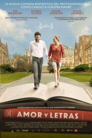Amor y letras 2012