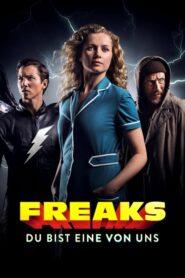 Freaks: 3 superhéroes 2020