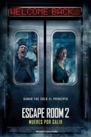 Escape Room 2: Mueres por salir 2021