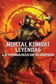 Mortal Kombat Legends: La venganza de Scorpion 2020