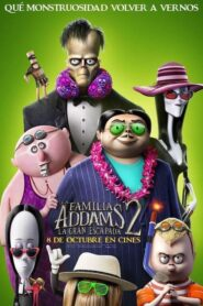 La familia Addams 2: La Gran Escapada 2021